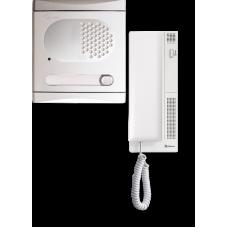 4110/AL kit θυροτηλεφώνου 1 κλήσης