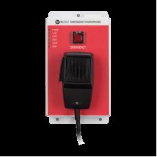 80MF0300123 Επίτοιχο μικρόφωνο έκτακτης ανάγκης