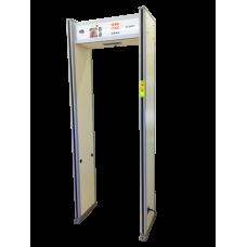 AT300DX πύλη ανίχνευσης θερμοκρασίας και μετάλλου