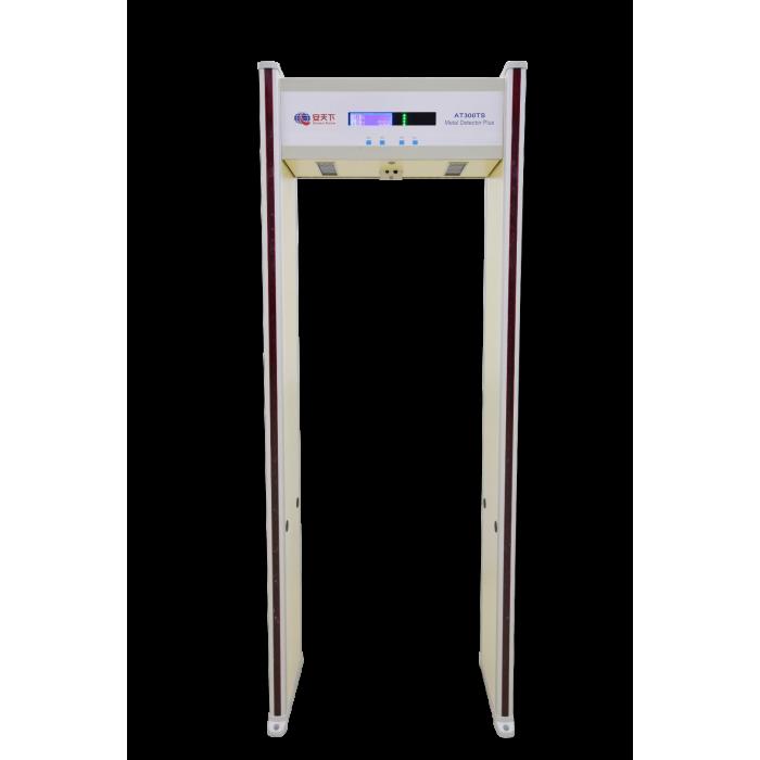 AT300TS Πύλη ανίχνευσης θερμοκρασίας και μετάλλου