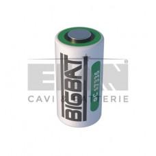 CR17335-123A Μπαταρία λιθίου 3,0V 1.5Ah