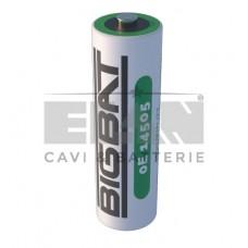 ER14505-AA Μπαταρία λιθίου 3,6V 2.7Ah