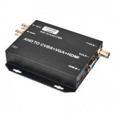AHD/TVI-HDMI  Μετατροπέας AHD/TVI σε HDMI, VGA & CVBS.