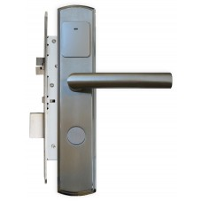 1009/010D/Z PERSONAL LOCK stand-alone electronic handle with lock and TAG transponder reader - push-opening to the right