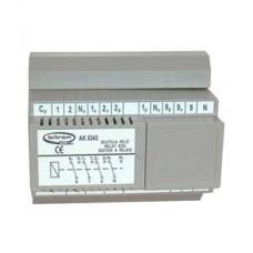 AK5343 Μεταλλάκτης για ενδοεπικοινωνία και πολλές εισόδους θυροτηλεφώνου