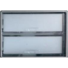 AV1878/102 Διπλό μπουτόν για μπουτονιέρα TLINE