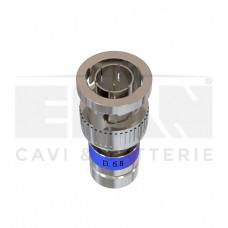 408040C BNC 6,80mm για RG6